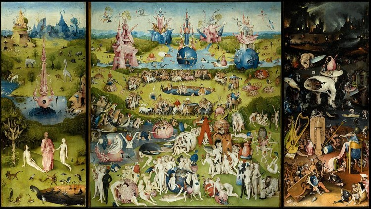 Jerome Bosch Le Jardin des Délices 1503-1504.jpg
