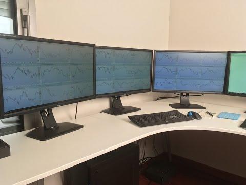 Video de mes stations de trading
