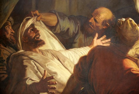 resurrection lazare