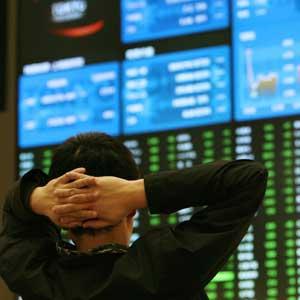 attente en bourse