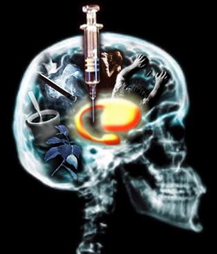 dependance cerveau