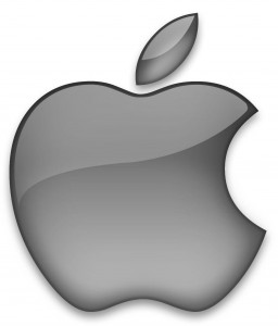 logo apple 256x300