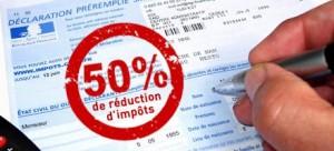Réduction impôt salarié à domicile 300x136