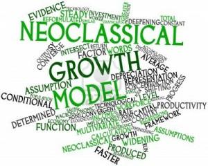 Théorie de la croissance néoclassique 300x240