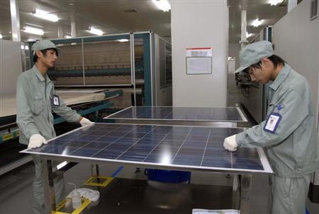 chine proches accord photovoltaïque La Chine et lUE proches dun accord sur le photovoltaïque