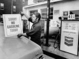 Définition de Choc pétrolier