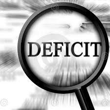 déficits jumeaux