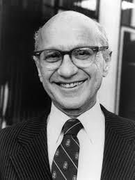 image Milton Friedman
