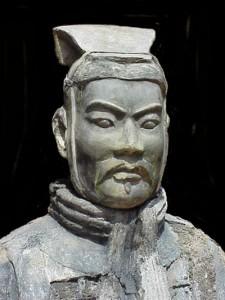 Statue de Sun Tzu