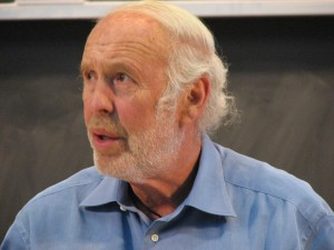 James Simons le mathématicien de la finance