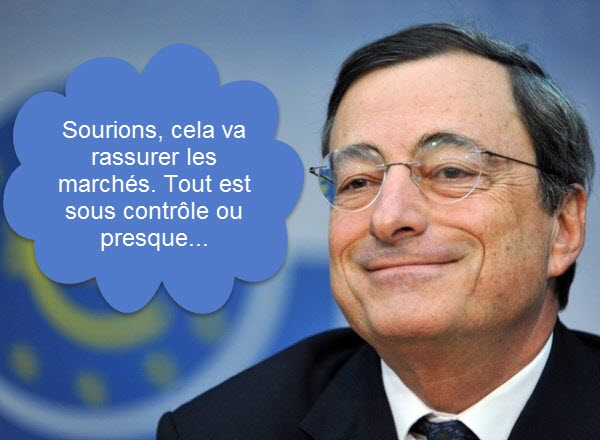 Mario Draghi BCE1
