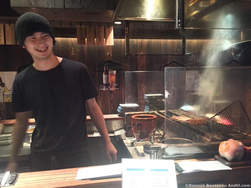 Restaurant Japonais à Tokyo