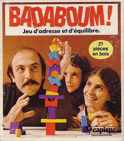 jeu du badaboum