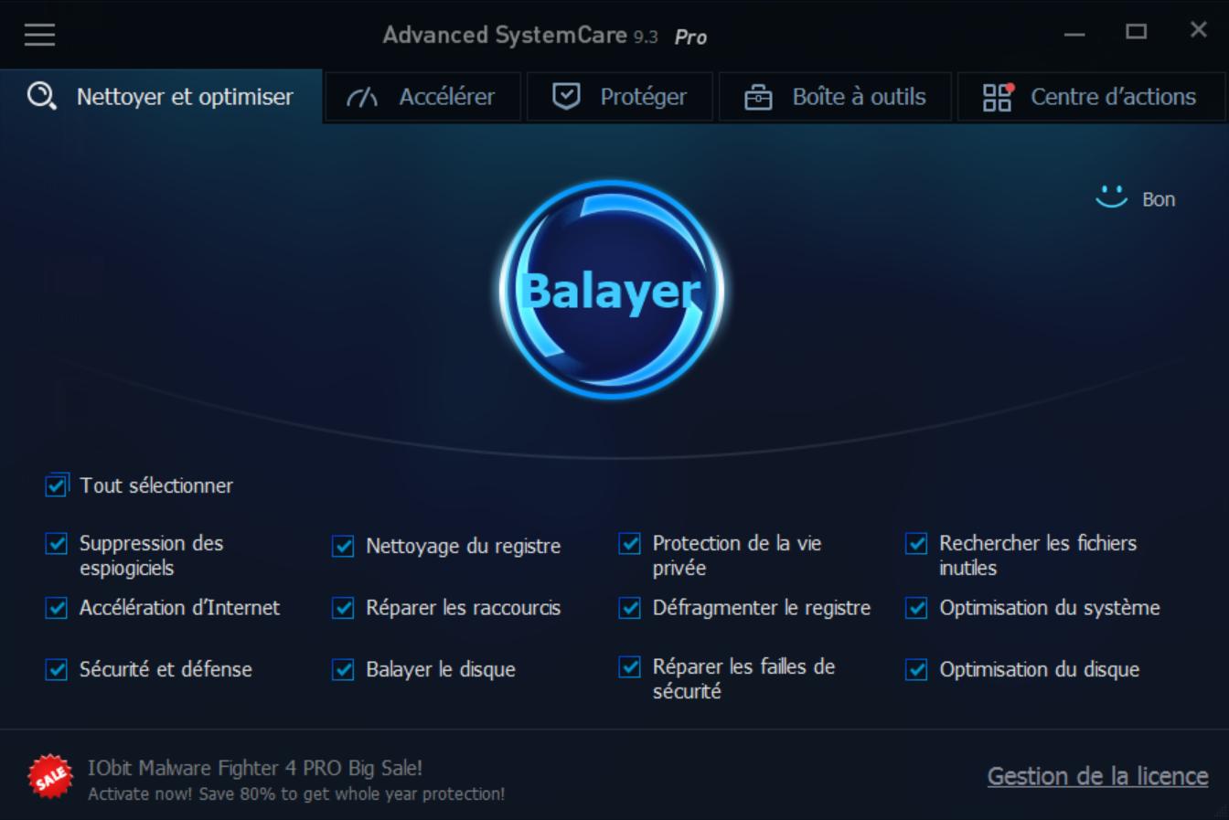 advance system care pro
