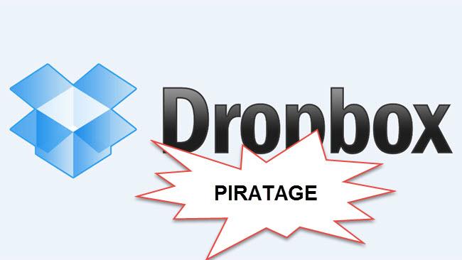 compte dropbox pirate changer votre mot de passe