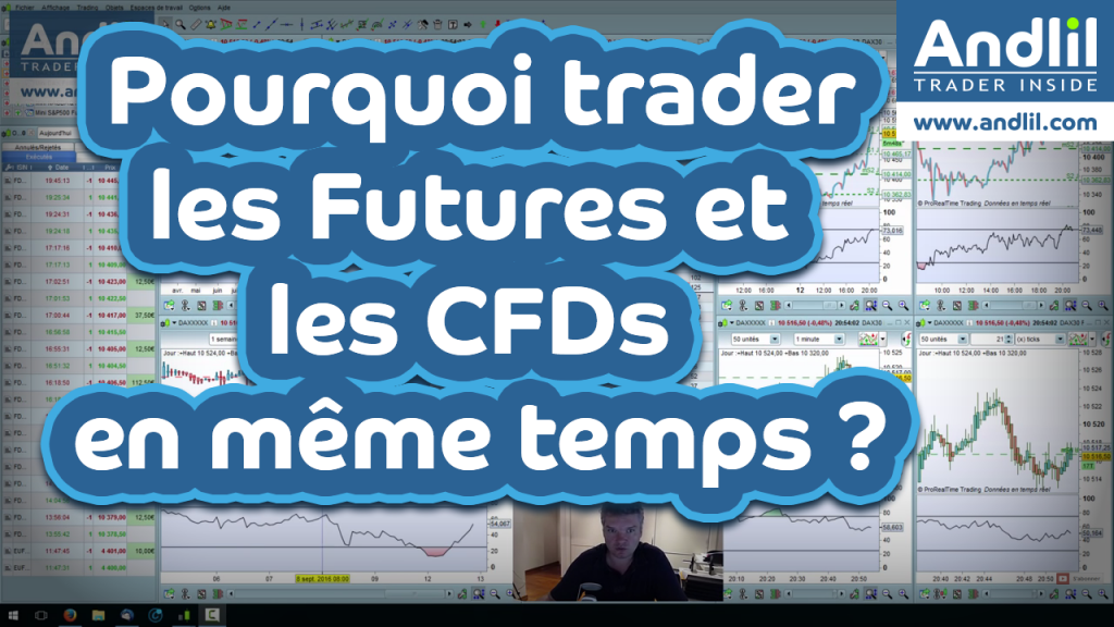 trader futures cfds