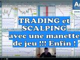 trading scalping mannette de jeu 160x120