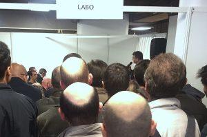 La conférence sur le scalping