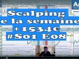 Scalping vidéo à l'ouverture du Dax 30 +1534€ #S01 E08