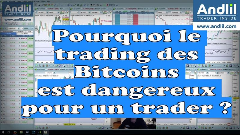 Les dangers du bitcoin