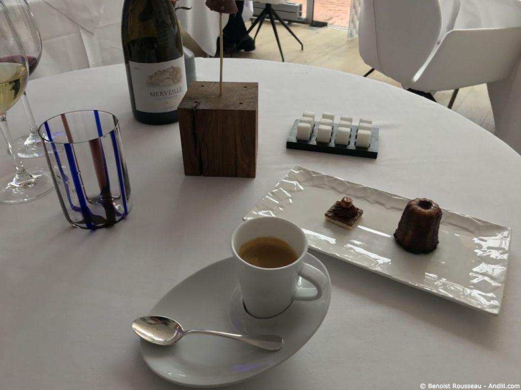 Café gourmant le pavillon des boulevards