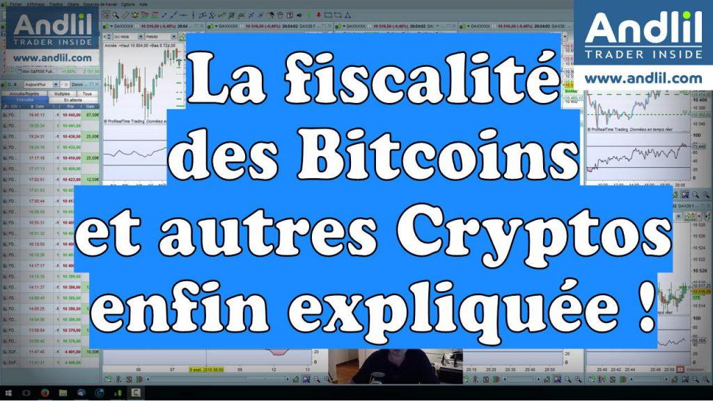 La Fiscalite Du Bitcoin Quelle Fiscalite S Applique Aux Crypto