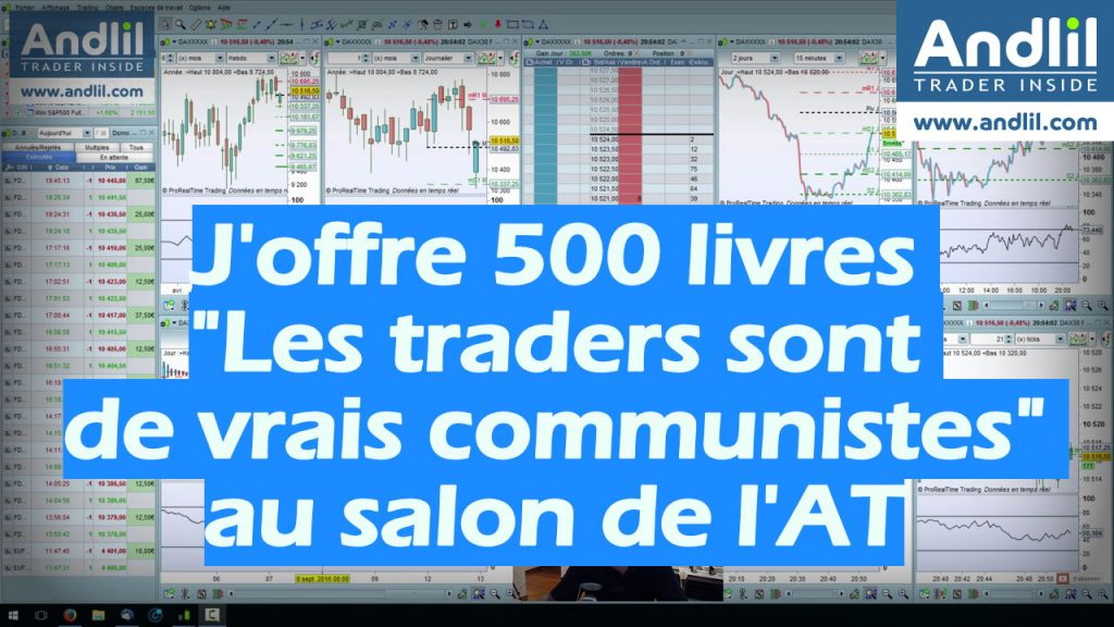 trader communiste