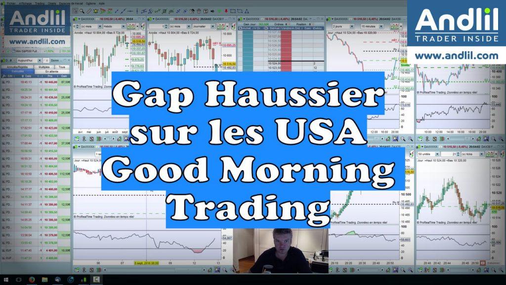 Gap Haussier