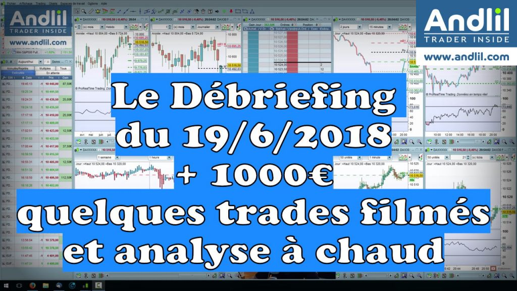 trades film debriefing