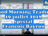 Good Morning Trading francois bayrou 160x120