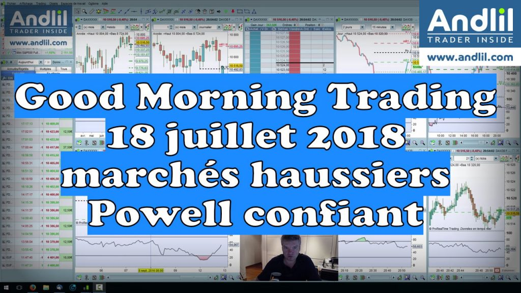 jerome powell confiant