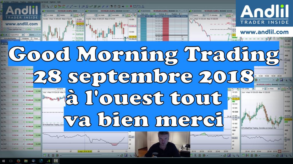 Good Morning Trading 1