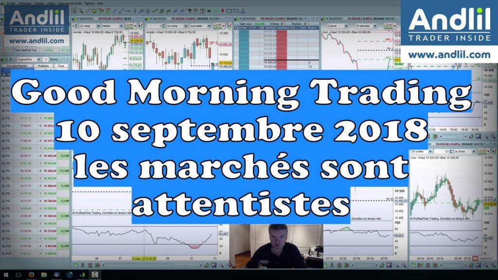 Good Morning Trading