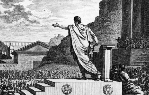Gaius Gracchus Tribun du Peuple