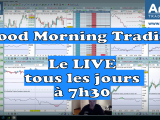 Le LIVE Good Morning Trading 160x120