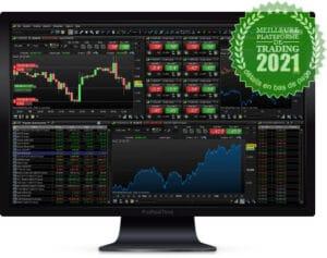 ProRealTime Trading meilleur plate forme de trading 300x237